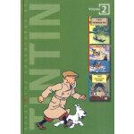 The Adventures of Tintin Vol.2 丁丁历险记合集2 ISBN 9780316359429