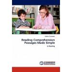 【预订】Reading Comprehension Passages Made Simple