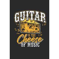 【预订】Guitar Is the Cheese of the Music: Small Lined Notebook