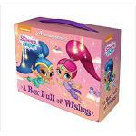 【预订】A Box Full of Wishes (Shimmer and Shine) 9781524772475