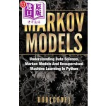 【中商海外直订】Markov Models: Understanding Data Science, Markov M