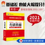 2021版考研英语一考研真相基础加强版
