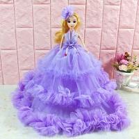 六一儿童节礼物婚纱公主娃娃玩具挂件创意礼品景区 30厘米