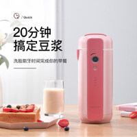 Daewoo大宇 迷你小型豆浆机全自动1-2人家用单人破壁免过滤多功能