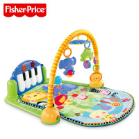 费雪fishe rprice踢踏钢琴健身器W2621婴儿宝宝多功能健身架玩具