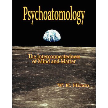【预订】Psychoatomology: The Interconnectedness of Mind and Matter 美国库房发货,通常付款后3-5周到货!