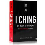 易经 I Ching or Book of Changes英文原版哲学书籍 卫礼贤译本 荣格写序 企鹅经典 一部中华文