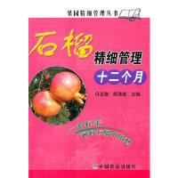 石榴精细管理十二个月(果园精细管理丛书),冯玉增,胡清坡,中国农业出版社,9787109149755
