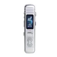 Shinco新科X6插卡录音笔16G可换卡声控外放复读断电保存MP3播放器