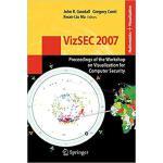 【预订】VizSEC 2007 9783642096884