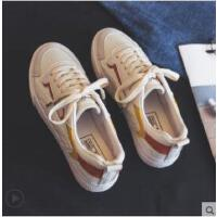 女帆布鞋学生韩版百搭复古港味新款板鞋ins潮ulzzang