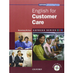 Express: English for Customer Care Student's Book and MultiROM 英文原版