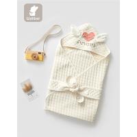 婴儿包被纯棉宝宝小被子襁褓包用品婴儿抱被春秋薄款