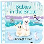 【预订】Babies in the Snow: Lift the Flap 9781680522280