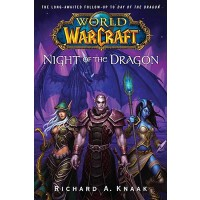 现货 英文原版 World of Warcraft: Night 魔兽世界: 巨龙之夜