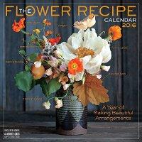 The Flower Recipe Wall Calendar