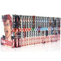 [预售]灌篮高手完全版 日文原版 SLAMDUNK 全套24卷 灌篮高手套装 スラムダンク完全版 全24��セット 完全版的装帧优于新装再编版,适合长期存放收藏。
