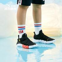 安踏(ANTA)官方旗舰店儿童童鞋男中大童2019秋季新款运动鞋跑鞋A33935535