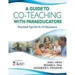 【预订】A Guide to Co-Teaching with Paraeducators: Practical Ti