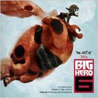 [现货]Art of Big Hero 6超能陆战队 动画设定集 英文原版大白画册
