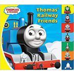 【预订】Thomas' Railway Friends 9780399552144