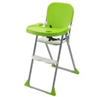 多功能儿童餐椅便携可折叠 宝宝餐椅子 婴儿吃饭bb凳酒店 可调节