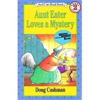 Aunt Eater Loves a Mystery 伊特姑姑爱神秘(I Can Read,Level 2)ISBN9