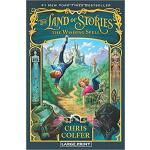【预订】The Land of Stories: The Wishing Spell 9780316242363
