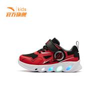 安踏童鞋男童跑鞋儿童运动鞋小童跑步鞋31919936