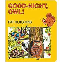 【预订】Good-Night, Owl! 9781481444248