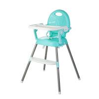 宝宝餐椅儿童饭座椅婴儿吃饭凳餐桌椅便携可折叠多功能小孩学坐椅