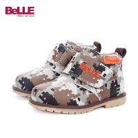 【99元任选2双】百丽Belle童鞋幼童鞋子特卖童鞋宝宝学步鞋(0-4岁可选)CE5157