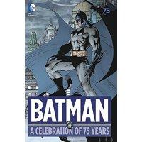 【现货】英文原版 蝙蝠侠75周年纪念版 精装 Batman: A Celebration of 75 Years