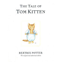 Original Peter Rabbit Books: The Tale of Tom Kitten 彼得兔系列:汤姆猫的故事  ISBN 9780723247777