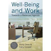【预订】Well-Being and Work: Towards a Balanced Agenda