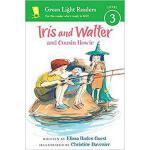 【预订】Iris and Walter and Cousin Howie 9780547850689