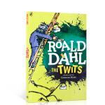 顺丰发货 英文原版进口 Roald Dahl 罗尔德 达尔 The Twits 蠢特夫妇 儿童小说 桥梁章节书 课外读