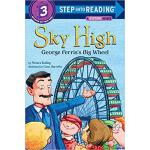 【预订】Sky High: George Ferris's Big Wheel 9781101934524