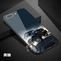 欧美个性创意苹果5s手机壳iPhone6 7 8 plus潮男款汽车炫酷潮X 奔驰 留言手机型号