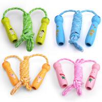 儿童小学生体育考试专用初学者小孩跳绳 幼儿园 可调节
