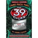 【预订】The 39 Clues: Cahills vs. Vespers Card Pack 2: The Mage