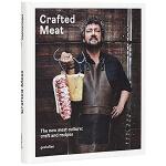 Crafted Meat 肉的精雕细琢:工艺和食谱 英文原版餐饮食谱