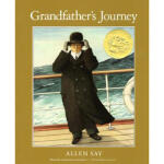 Grandfather's Journey,Allen Say,Houghton Mifflin Harcourt,9