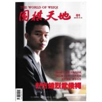 【2019年3-4期现货】围棋天地杂志2019年2月第3-4期合刊 2018年名局名手 现货