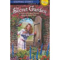 The Secret Garden (Stepping Stones Classic) 秘密花园 ISBN 97806