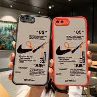 iPhone6s硅胶手机壳6sPlus创意简约保护壳苹果6磨砂防摔6P软套潮