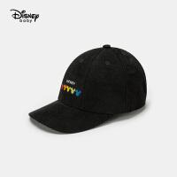 【4折�A估�r:27.7元】迪士尼男童�r尚棒球帽2020新款�和��������饷弊�