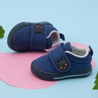 夏季防底机能鞋男女宝宝鞋1-3岁婴儿鞋软底学步鞋2019新款
