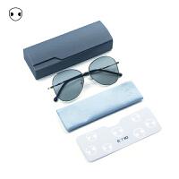 3d眼镜金属大框偏光不闪式高清三d眼睛电影专用
