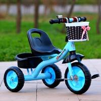 宝宝三轮车脚踏车1-3-5-2-6岁大号手推自行车小孩童车